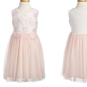 Girls Popatu Tulle Dress